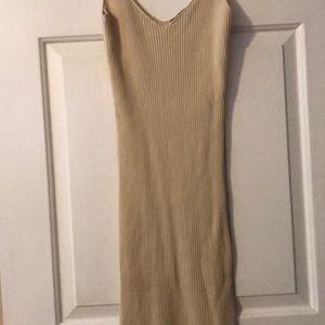 Ladies Sweater dress size 8